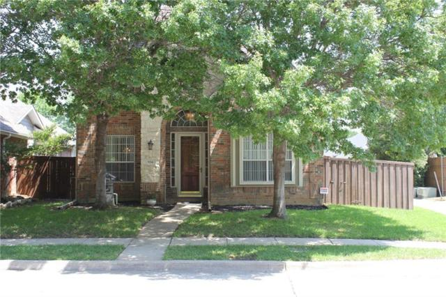 934 Beau Drive, Coppell, TX 75019 (MLS #14032710) :: The Daniel Team