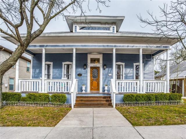 506 N Kentucky Street, Mckinney, TX 75069 (MLS #14032735) :: Frankie Arthur Real Estate