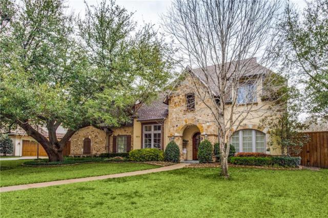 5512 Melshire Drive, Dallas, TX 75230 (MLS #14032758) :: Robbins Real Estate Group