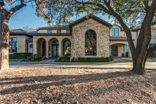 5934 Walnut Hill Lane, Dallas, TX 75230 (MLS #14032774) :: The Heyl Group at Keller Williams