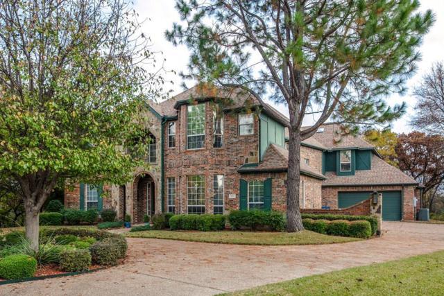 7401 Palomino Circle, Flower Mound, TX 75022 (MLS #14032884) :: Baldree Home Team