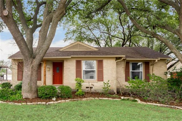 540 Parkhurst Drive, Dallas, TX 75218 (MLS #14032912) :: The Good Home Team