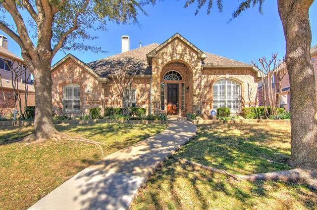 3322 Barkwood Lane, Frisco, TX 75033 (MLS #14032930) :: The Daniel Team