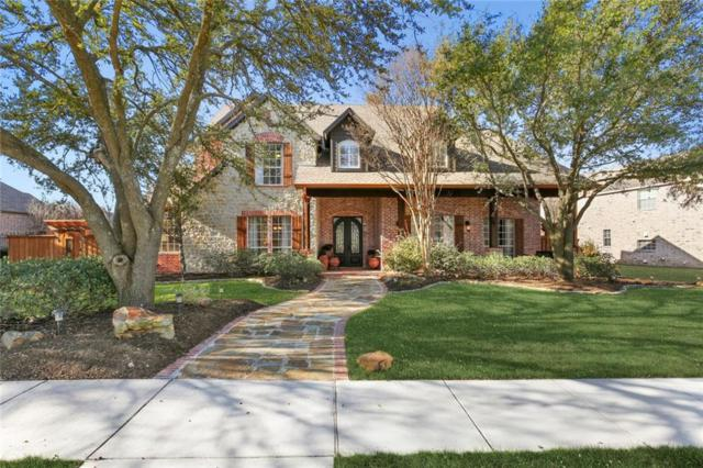 709 Beaumont Drive, Allen, TX 75013 (MLS #14032961) :: Kimberly Davis & Associates