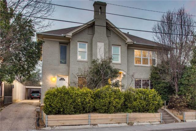 5709 Live Oak Street, Dallas, TX 75206 (MLS #14033029) :: Real Estate By Design