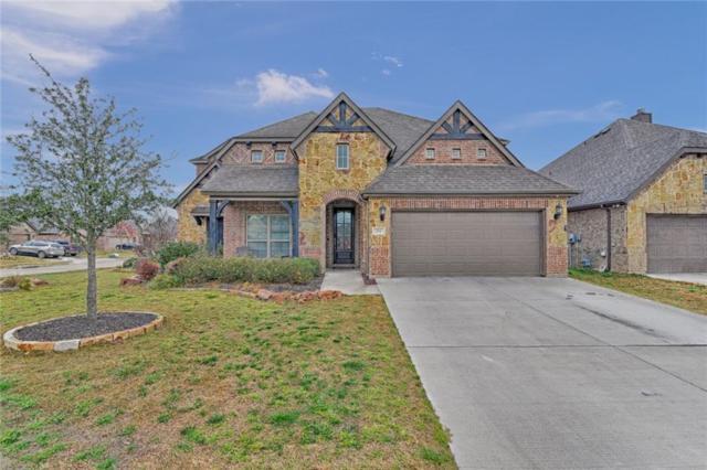 204 Hawks Ridge Trail, Burleson, TX 76028 (MLS #14033062) :: Baldree Home Team