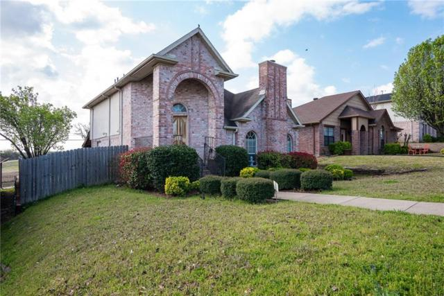 12762 Hilltop Drive, Balch Springs, TX 75180 (MLS #14033158) :: RE/MAX Town & Country
