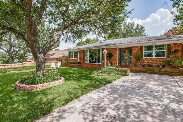 8819 Larchwood Drive, Dallas, TX 75238 (MLS #14033168) :: The Hornburg Real Estate Group