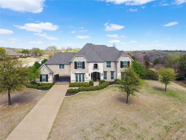 5108 Peaceful Cove, Flower Mound, TX 75022 (MLS #14033169) :: The Mitchell Group