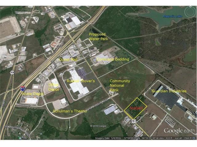 8.741 S Highway 287, Corsicana, TX 75110 (MLS #14033175) :: Robbins Real Estate Group