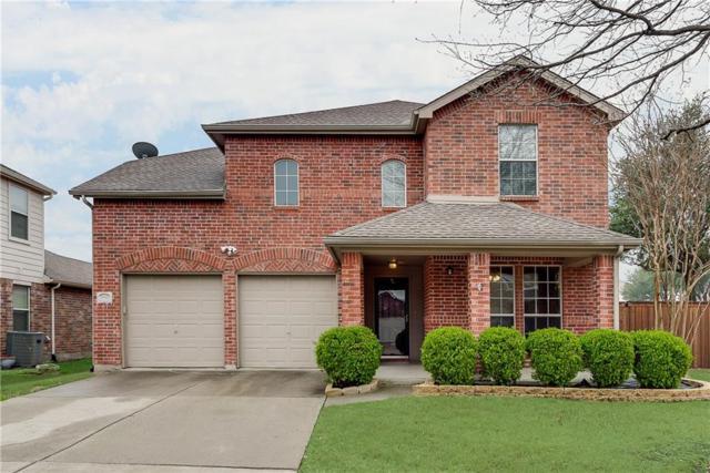 6009 Mariposa Drive, Mckinney, TX 75070 (MLS #14033279) :: The Good Home Team
