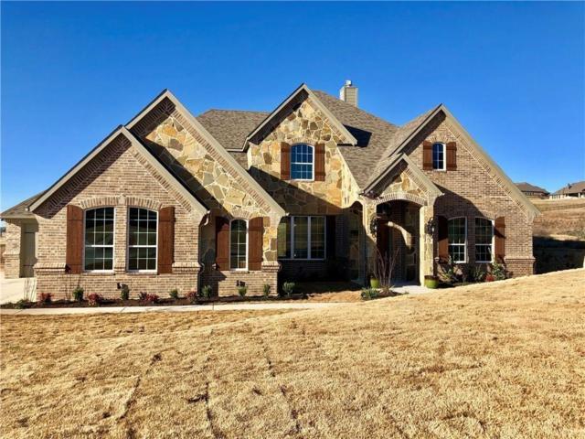 12448 Bella Vineyard Drive, Fort Worth, TX 76126 (MLS #14033322) :: Frankie Arthur Real Estate
