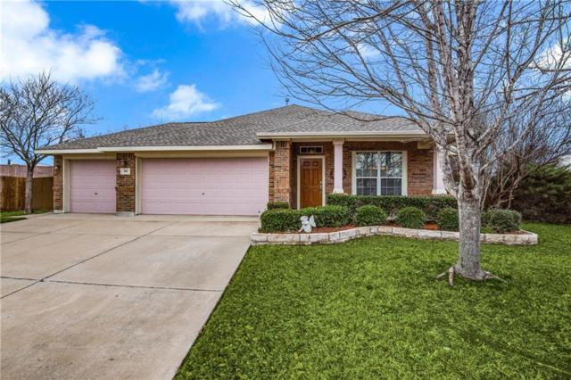 201 Bluefinch Drive, Little Elm, TX 75068 (MLS #14033496) :: The Good Home Team