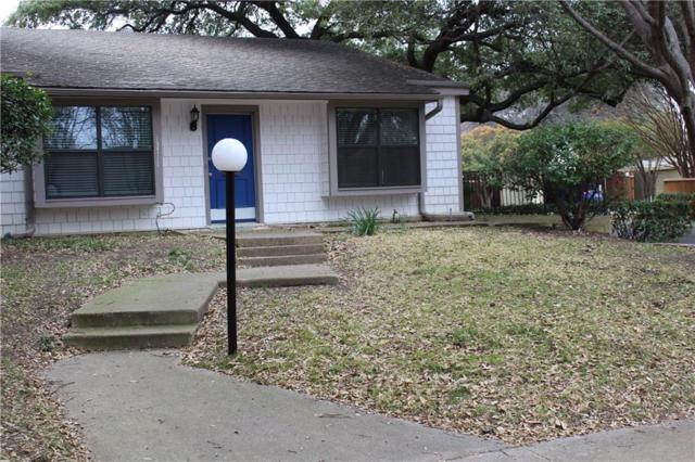 13711 Brookgreen Circle, Dallas, TX 75240 (MLS #14033553) :: RE/MAX Town & Country