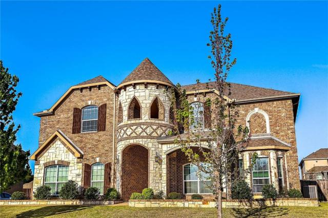 605 Norwood Court, Desoto, TX 75115 (MLS #14033664) :: The Hornburg Real Estate Group