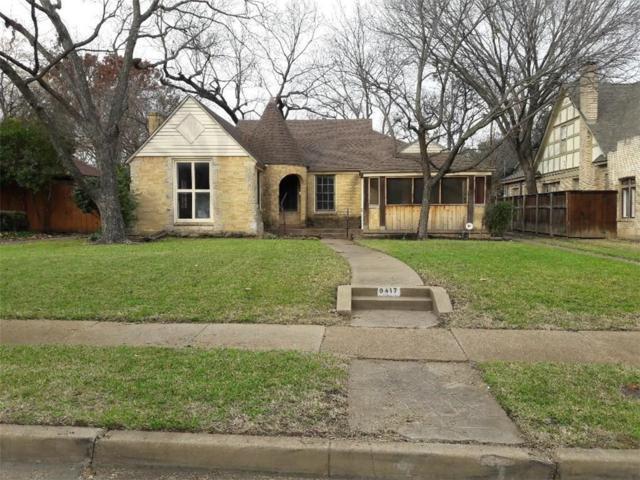 6417 Glenrose Court, Dallas, TX 75214 (MLS #14033690) :: Robbins Real Estate Group