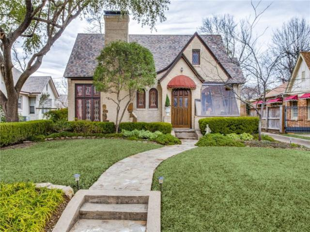6415 Lakeshore Drive, Dallas, TX 75214 (MLS #14033707) :: Robbins Real Estate Group