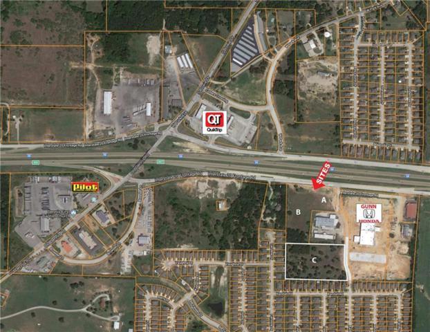 901 W Ih 20 Lot C, Weatherford, TX 76087 (MLS #14033728) :: The Heyl Group at Keller Williams