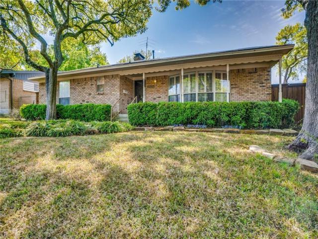 11517 Rockcraft Street, Dallas, TX 75218 (MLS #14033732) :: RE/MAX Town & Country