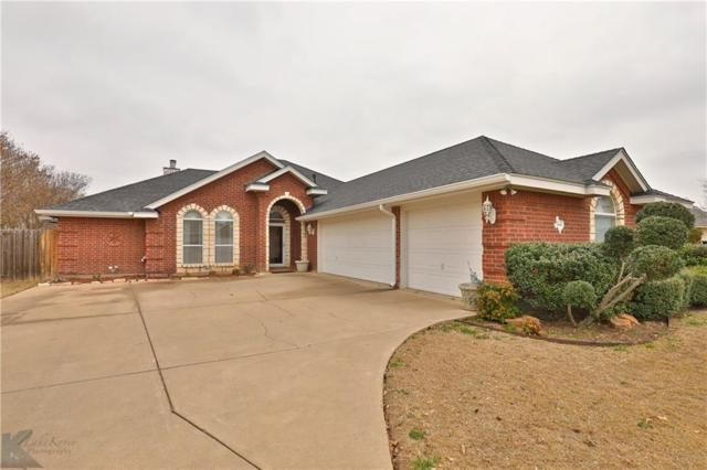2442 Township Court, Abilene, TX 79601 (MLS #14033823) :: RE/MAX Town & Country