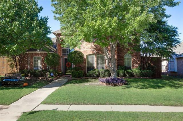 1404 Grapevine Creek Drive, Coppell, TX 75019 (MLS #14033845) :: Team Tiller