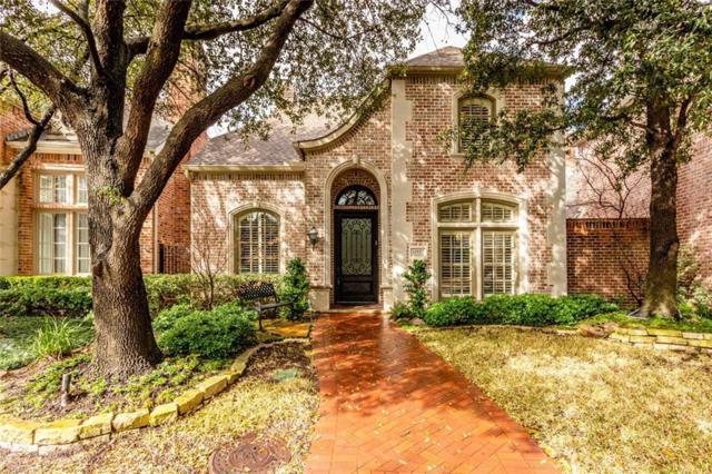 11937 Edgestone Road, Dallas, TX 75230 (MLS #14033857) :: Robbins Real Estate Group
