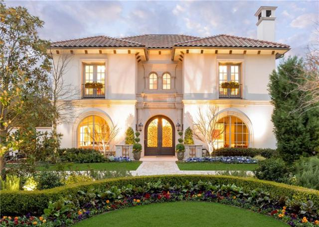 3529 Caruth Boulevard, University Park, TX 75225 (MLS #14033868) :: Robbins Real Estate Group