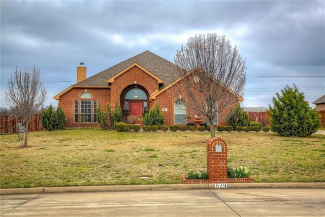 529 Kings Creek Drive, Terrell, TX 75161 (MLS #14033882) :: The Paula Jones Team | RE/MAX of Abilene