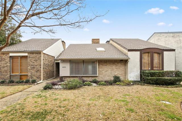 6859 Anglebluff Circle, Dallas, TX 75248 (MLS #14033891) :: The Heyl Group at Keller Williams