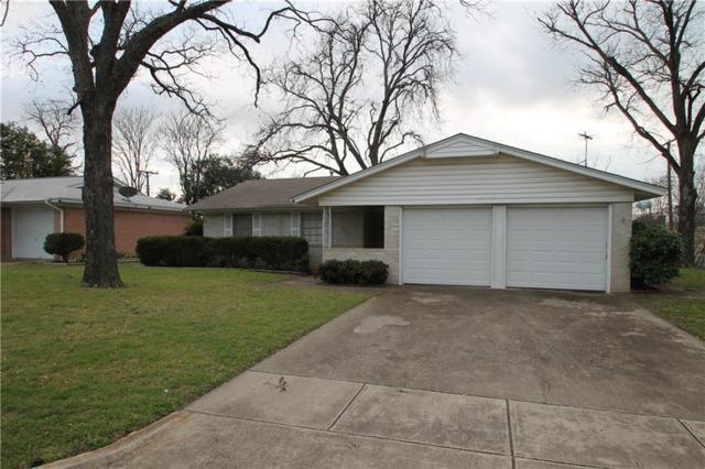 3550 Bandera Road, Fort Worth, TX 76116 (MLS #14033976) :: Robbins Real Estate Group