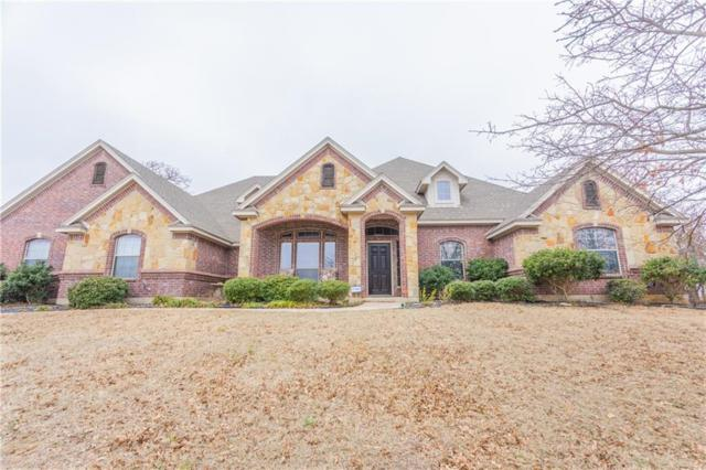 205 Bishop Drive, Weatherford, TX 76088 (MLS #14034015) :: The Sarah Padgett Team