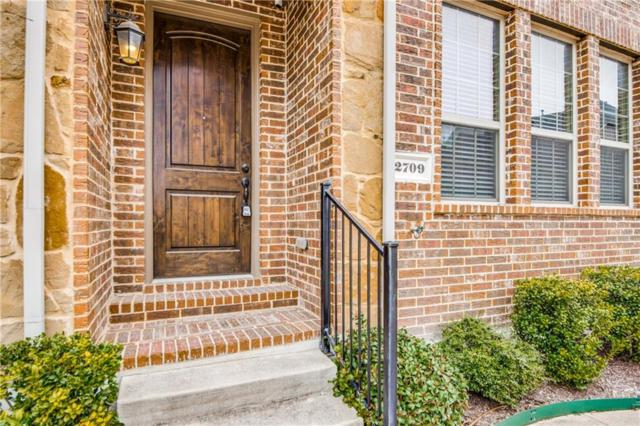 2709 Troutt Drive, Carrollton, TX 75010 (MLS #14034054) :: RE/MAX Landmark