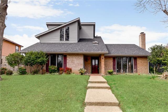 8 Chelsey Circle, Richardson, TX 75082 (MLS #14034083) :: Team Hodnett