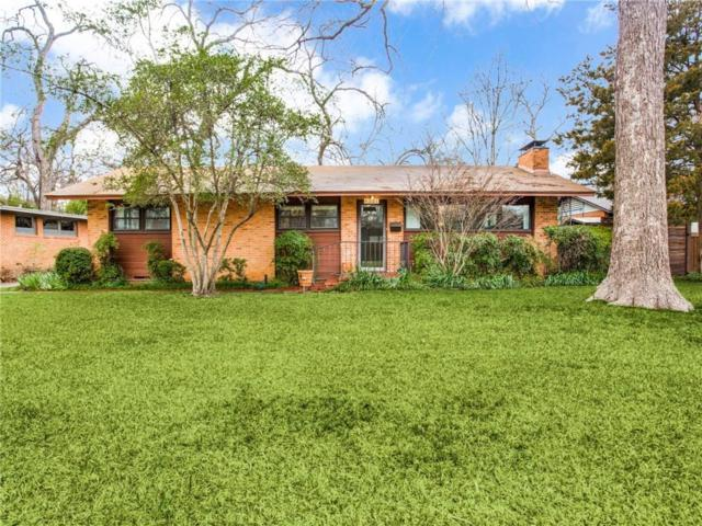 8531 Eustis Avenue, Dallas, TX 75218 (MLS #14034114) :: Robbins Real Estate Group