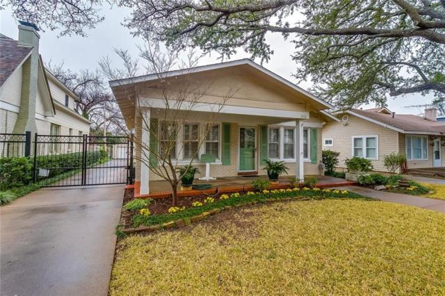2512 Shirley Avenue, Fort Worth, TX 76109 (MLS #14034260) :: Real Estate By Design