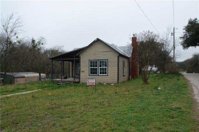 1209 Lee Street, Goldthwaite, TX 76844 (MLS #14034364) :: Robbins Real Estate Group