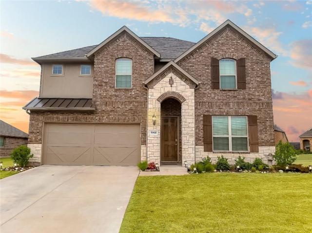 5900 Fremont Drive, Mckinney, TX 75071 (MLS #14034430) :: The Daniel Team