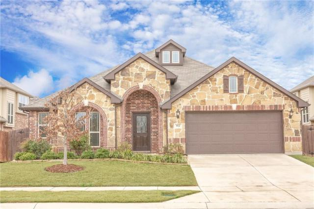 912 Longhorn Drive, Aubrey, TX 76227 (MLS #14034468) :: Real Estate By Design
