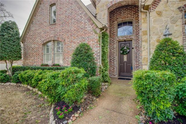 2905 High Oaks Drive, Grapevine, TX 76051 (MLS #14034521) :: The Good Home Team