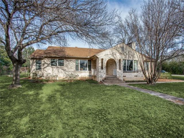 1450 N Buckner Boulevard, Dallas, TX 75218 (MLS #14034605) :: The Good Home Team