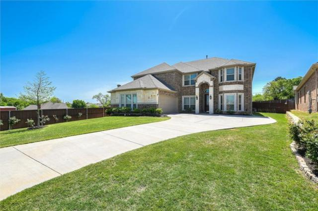 200 Chappellet Street, Kennedale, TX 76060 (MLS #14034653) :: The Hornburg Real Estate Group