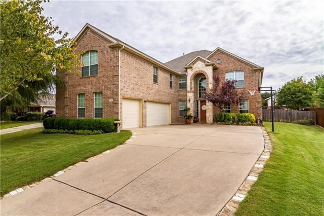 330 Green Acres Drive, Murphy, TX 75094 (MLS #14034662) :: RE/MAX Town & Country