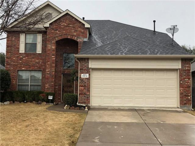5012 Blackelm Drive, Mckinney, TX 75071 (MLS #14034730) :: Robbins Real Estate Group