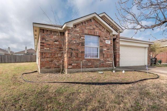 1007 Henry Court, Forney, TX 75126 (MLS #14034814) :: Van Poole Properties Group