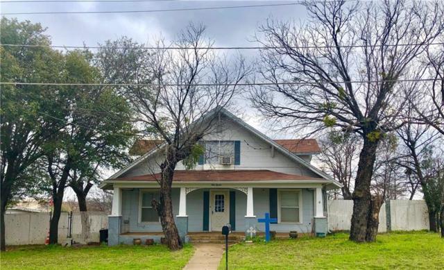 115 W Hullum Street, Breckenridge, TX 76424 (MLS #14034822) :: RE/MAX Town & Country