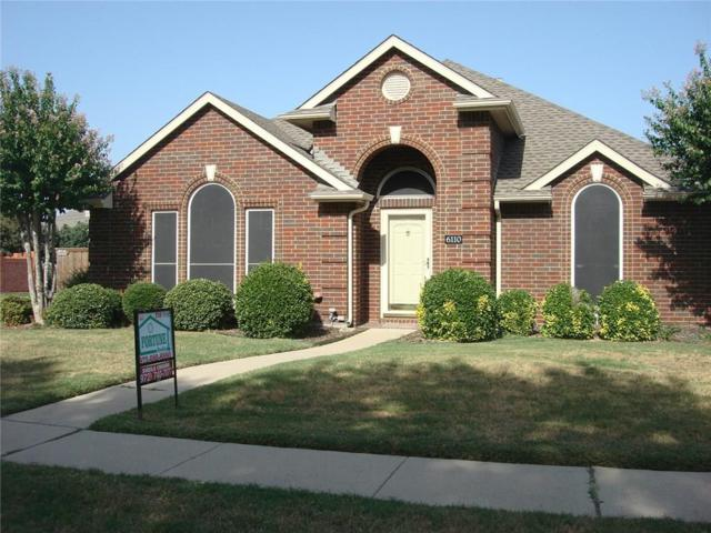 6110 Arlington Drive, Frisco, TX 75035 (MLS #14034839) :: RE/MAX Town & Country