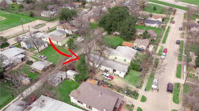 3217 Wake Street, Dallas, TX 75212 (MLS #14034840) :: The Heyl Group at Keller Williams