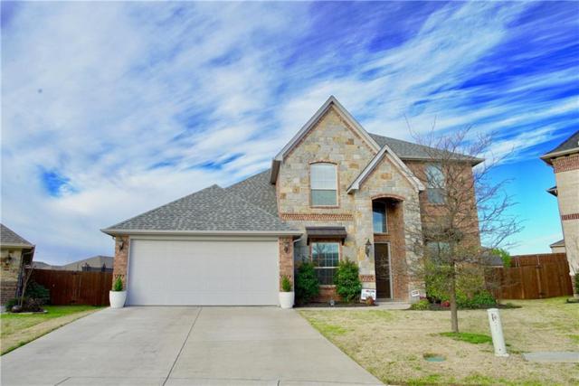 400 Blue Daze Court, Burleson, TX 76028 (MLS #14034851) :: The Mitchell Group