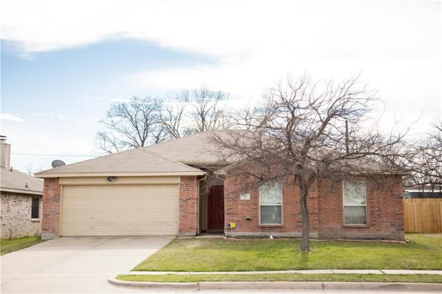 421 Oxford Street, Burleson, TX 76028 (MLS #14034892) :: RE/MAX Town & Country