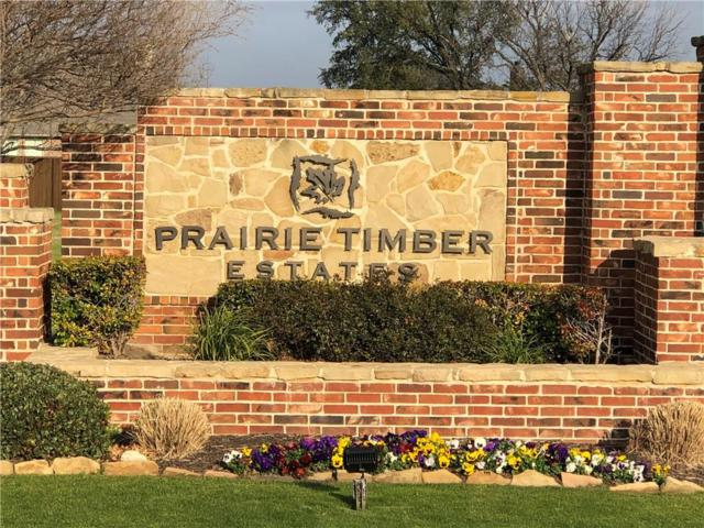 570 Prairie Timber Road, Burleson, TX 76028 (MLS #14034919) :: RE/MAX Town & Country